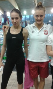 Karolina Rosińska i Aleksandra Urbańczyk